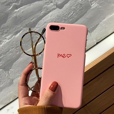 Heart Pink Phone Case