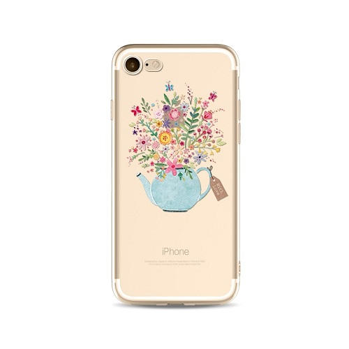 Teaport Flower Phone Case