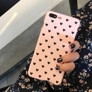 Heart Pink Phone Cases