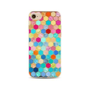 moroccan mosaic phone case