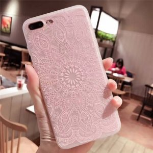 Pink Chandelier Phone Case