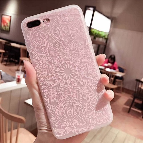 Pink Chandelier Phone Case