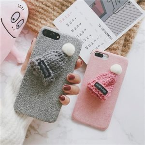 Woolly Hat phone case
