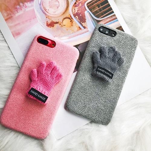 gloves phone case