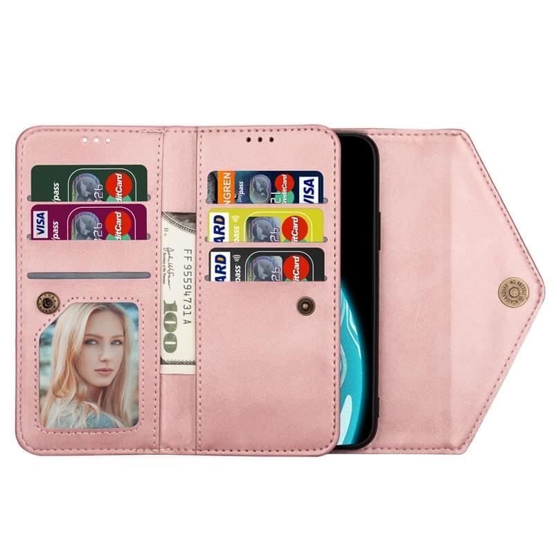 samsung galaxy wallet case with card holder